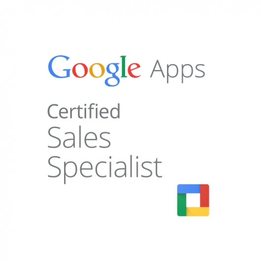 G Suite Certified Sales Specialist
