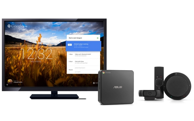12/04/2017 - Ulogik maintenant accrédité pour la vente de ChromeBox for meeting