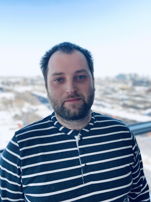 Dorian Denis :: System Administrator